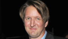 Oscar-winning director Tom Hooper just dumped his pregnant girlfriend