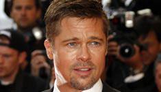 Brad Pitt on Oprah: awkward silences, refuses to talk about his tattoos