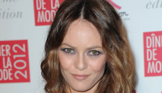 Vanessa Paradis goes solo in Paris again amidst reports of her jealousy