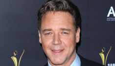Russell Crowe lost weight, found makeup: would you still hit it?