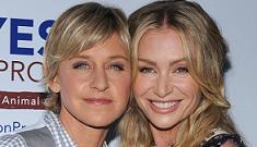 Ellen DeGeneres reacts to California's ban on gay marriage