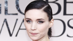 Rooney Mara just replaced Blake Lively in that Steven Soderbergh movie