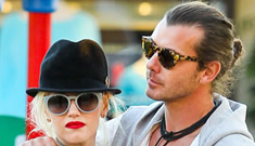 Gwen Stefani & Gavin Rossdale get papped all weekend after split rumors