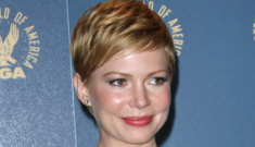 Michelle Williams announces plans to take a career break to be with Matilda