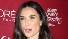 Demi Moore is not in rehab and is turning to Kabbalah for help, good idea?