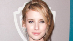 Emma Roberts & Chord Overstreet ended their beard-friendly relationship