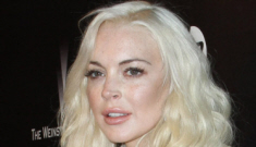 Radar: Lindsay Lohan was a pathetic, coked-up disaster at the Chateau Marmont