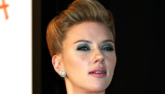 Scarlett Johansson is dating a non-celebrity dude with an actual career
