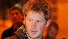 Prince Harry Remembers on the 5th of November