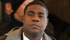 Tracy Morgan isn't helping his diabetic mom with her meager mortgage, should he?
