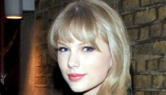 Taylor Swift wasn't cast as Eponine in 'Les Miserables' after all
