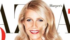 Gwyneth Paltrow talks Beyonce, feminism & infidelity with Harper's Bazaar