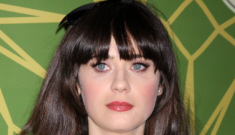 Russell Brand has his sights set on hipster cutie Zooey Deschanel