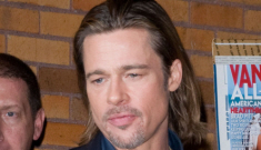 Brad Pitt appears on 'The Daily Show': how's the Oscar campaign going?