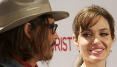 Vanessa Paradis blames Angelina Jolie for her split with Johnny Depp