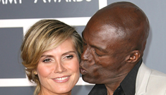"Star: Seal pushed Heidi Klum, had to be ""physically restrained"" by security"