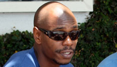 Where in the world is Dave Chappelle?