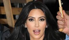 Kim Kardashian reshot scenes to make herself look religious & impress Tebow