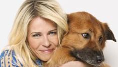 Chelsea Handler covers Redbook, talks about Jennifer Aniston & bullies