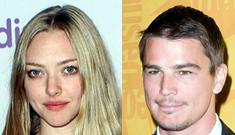 Star: Amanda Seyfried and Josh Hartnett are dating, he's really into her