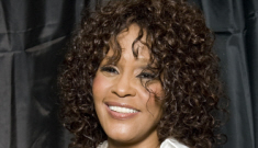 Whitney Houston has died at the age of 48