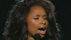 Jennifer Hudson's Grammy tribute to Whitney Houston: beautiful & respectful?