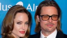 Angelina Jolie & Brad Pitt arrive in Sarajevo, take up 30 hotel rooms
