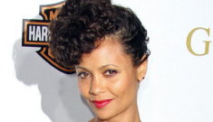 Thandie Newton at the 'Good Deeds' premiere: high-fashion or busted?