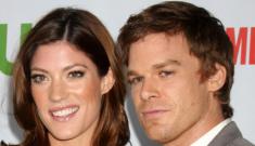 Michael C. Hall & Jennifer Carpenter might be back together, sort of