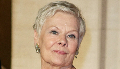 Judi Dench, 77, diagnosed with macular degeneration, could lose eyesight
