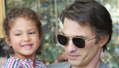 Olivier Martinez leaves Halle Berry's dungeon, invests in a Miami restaurant