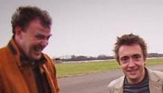 Top Gear's Richard Hammond is driving again