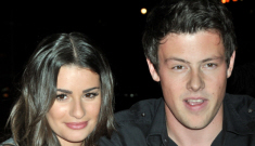 Lea Michele & Cory Monteith are quietly dating, they spent V-Day together?
