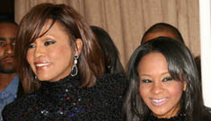 Bobbi Kristina's issues after her mom Whitney's death – are the tabloids going too far?