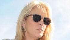 Dina Lohan explains her crackie reasons for canceling her Dr. Drew interview