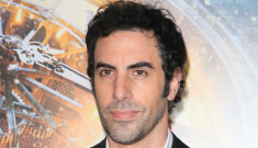 Sacha Baron Cohen's potential Oscar stunt gets producers' panties in a bunch