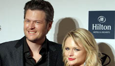 Is Blake Shelton cheating on Miranda Lambert with a 21 yo singer he met on Twitter?