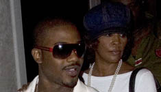 Kim K's sex tape partner Ray J pitching a reality show with Whitney Houston