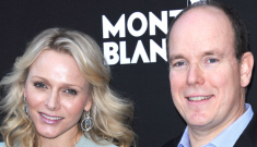Prince Albert & Princess Charlene are in LA: will they show up at the Oscars?