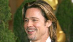 2012 Oscars Open Post: Hosted by Brad Pitt's Nonexistent Oscar Chances