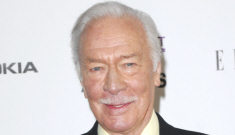Christopher Plummer, 82, wins his first Oscar for Best Supporting Actor