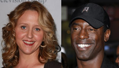 Isaiah Washington: it's 'disgusting' Brooke Smith fired from Greys, hire me