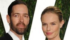 Kate Bosworth in Prabal Gurung at the Vanity Fair party: stunning or terrible?
