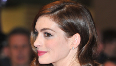 "Anne Hathaway: ""Lindsay Lohan and I have more in common than people think"""