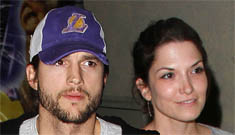 Ashton Kutcher took girlfriend to same Oscar party Demi used to host: petty and lame?