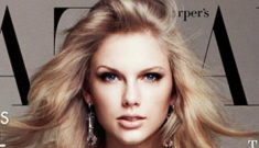 Taylor Swift covers Harper's Bazaar Australia, might be dating Tim Tebow?