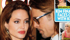 OK!: Brad Pitt told Maddox about Jennifer Aniston, and Angelina freaked out