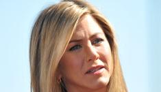 "Jennifer Aniston thinks you're ""very narrow-minded"" to assume she wants babies"