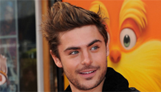 Zac Efron talks about his dropped condom, did he do it to impress Nicole Kidman?
