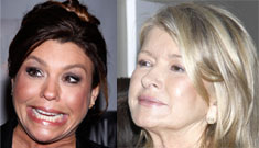 Martha Stewart's death stare sends Rachael Ray fleeing from restaurant